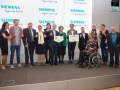 Siemens was awarded by the Bavarian government for successful inclusion